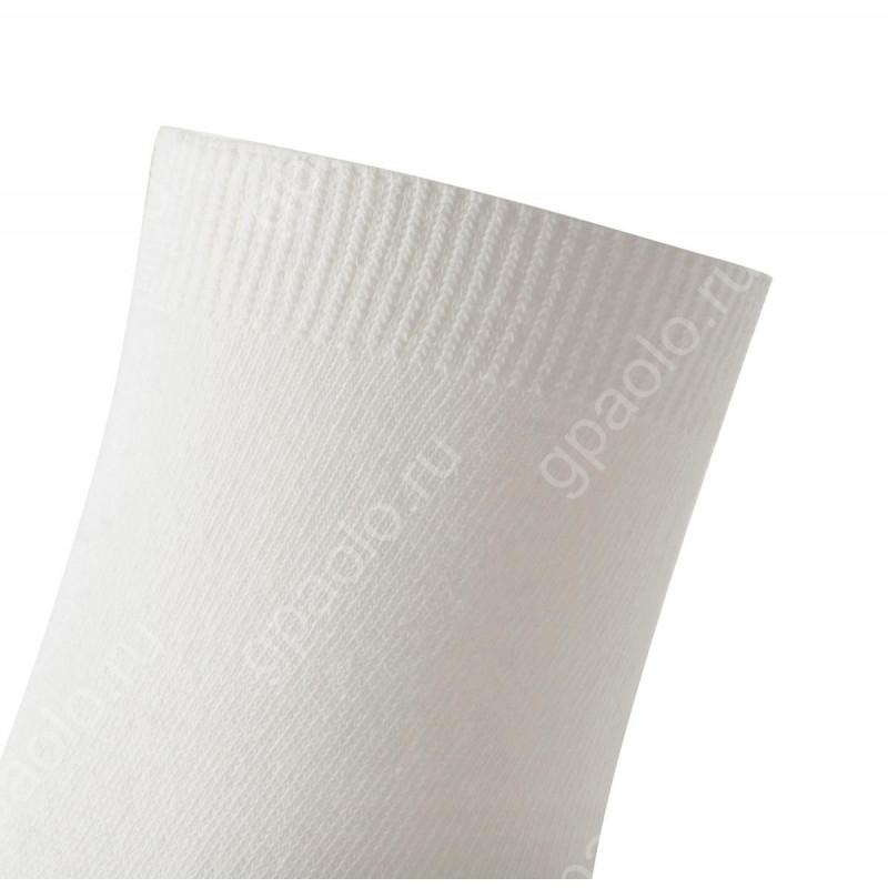 Рулон носков 30 пар классические белые